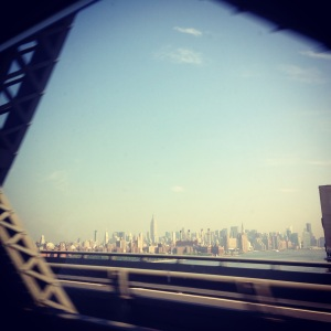 first glimpse nyc