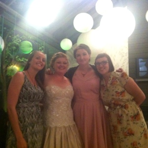wedding ladies